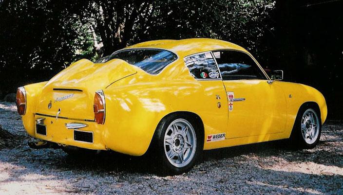 Fiat Abarth Zagato Gallery Jim S Fiat Abarth 750 Coupe
